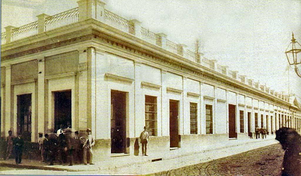 EX PALACIO DE CORREOS