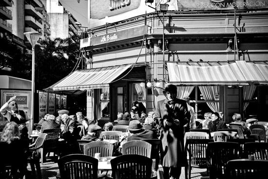 Cafe la biela historia