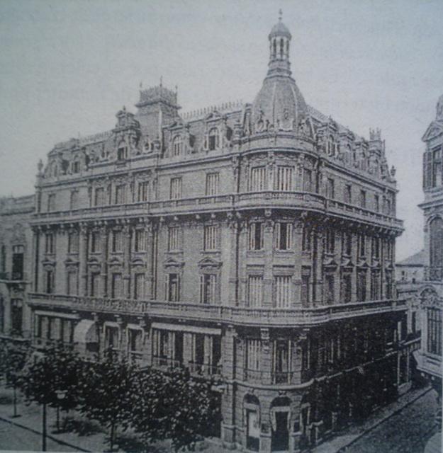gran hotel avenida:
