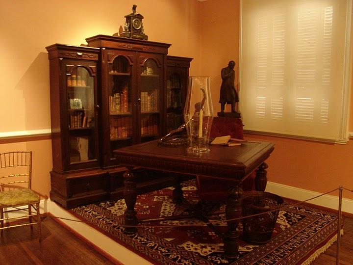 Museo historico sarmiento for Muebles de oficina sarmiento 1400